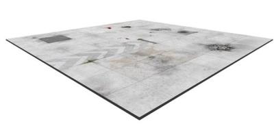 Deadzone Deluxe Mat