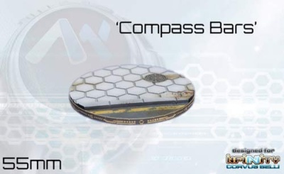 Compass Bars for 55mm Bases