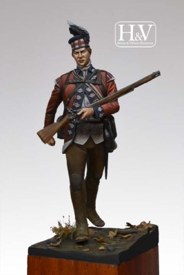 42nd Regiment of Foot, 1782 Grenadier