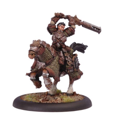 Mercenary Stannis Brocker Character Cavalry Solo