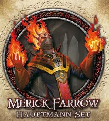 Merick Farrow Hauptmann-Set