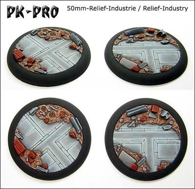 Industrie 50mm Relief (2) OOP