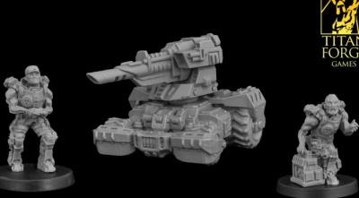 Terra Mobile Sentry Unit