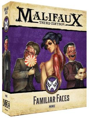 Malifaux (M3E): Familiar Faces