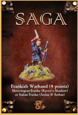 Frankish 4 point Starter Warband
