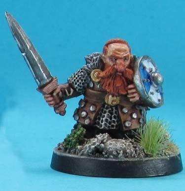 Swordsman 1 - Gudbrand