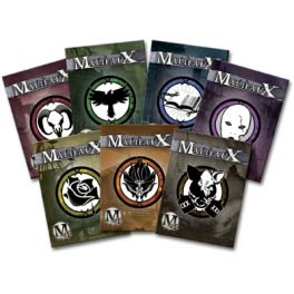 Malifaux: Ten Thunders Wave 2 Arsenal Pack