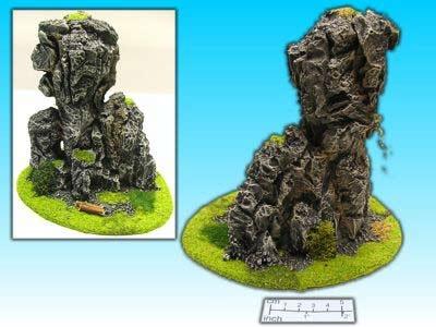 Geländestück Fels 1