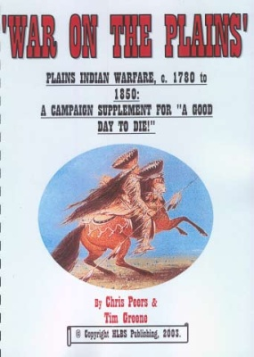 War On  The Plains (Supp. for Good Day..)