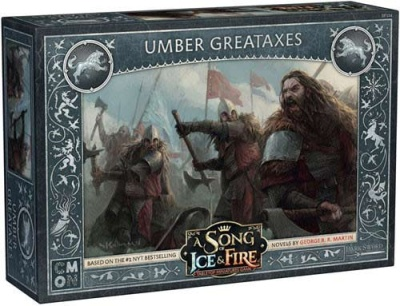 A Song Of Ice And Fire - Umber Greataxes (ENG)