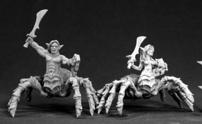 Isiri Arachnid War (4)
