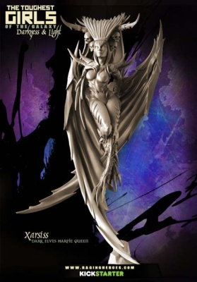 Xarsiss, Harpie Queen (DE - F/SF)