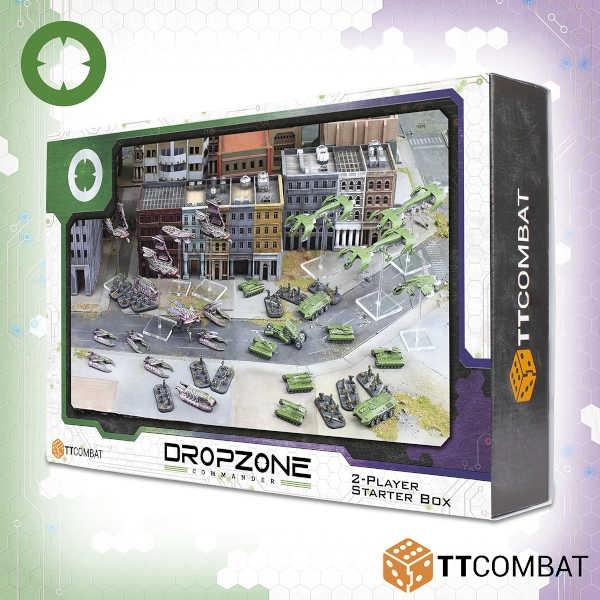 Dropzone Commander 2-Player Starter Box