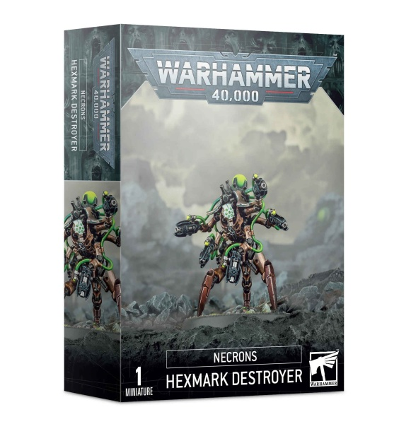 Necrons: Hexjäger-Destruktor