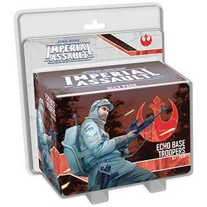 Imperial Assault - Echo Base Troopers Ally Pack