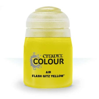 Flash Gitz Yellow (Air)