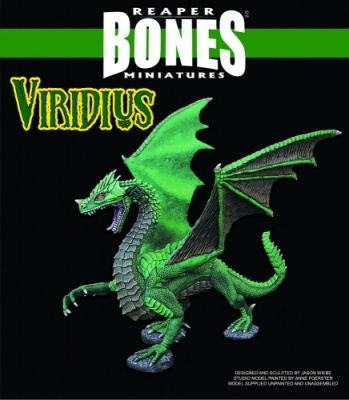 Viridius, Great Dragon