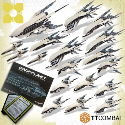 Dropfleet Commander: PHR Battlefleet