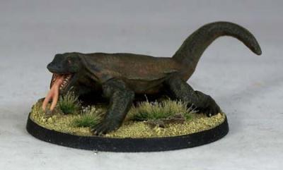 Giant Lizard I