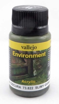 Vallejo Weathering Effects Environment Slimy Grime Dark