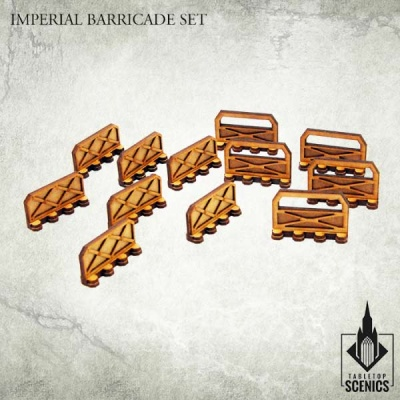 Imperial Barricade Set