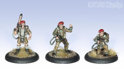 Achtung!Cthulhu - Badger's Commandos (3)