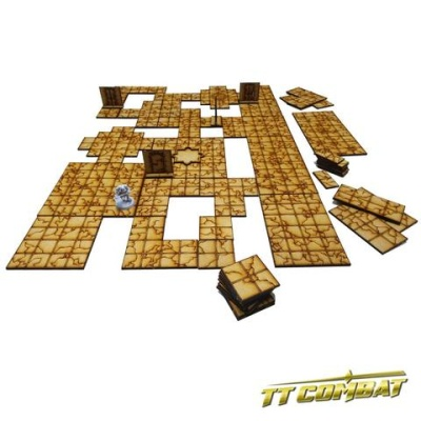 Modular Dungeon Tiles