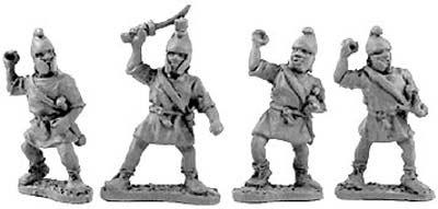 Agrianian Javelinmen (random 8 of 4 designs)