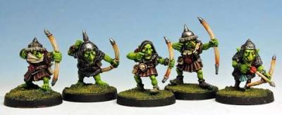 Goblin Archers (5)