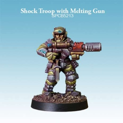 Shock Troop with Melting Gun (1)
