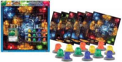 SDE - Dungeon Tiles: Dungeons of Crystalia