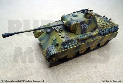 Panther Ausf D/A (1/56)
