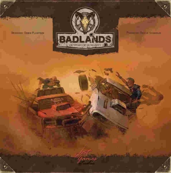 Badlands: Outpost of Humanity - EN