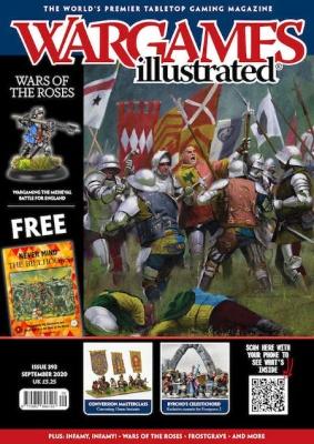 Wargames Illustrated Nr 393