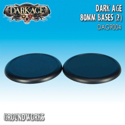 80mm New Style Bases (2)