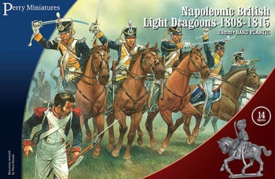 Napoleonic British Light Dragoons 1808-15 (14)