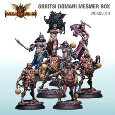 Goritsi Domani Mesmer Box