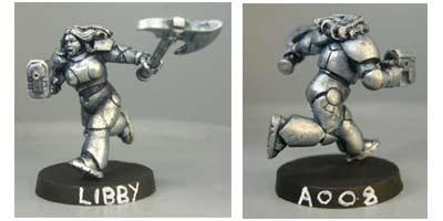 Powered-Armour Libby