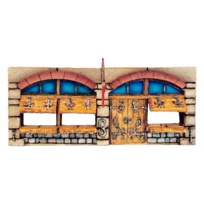 Fassade des Krämerladens