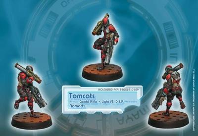 Tomcats (Combi Rifle + Light Flamethrower, D.E.P.) (NO)