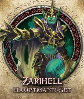 Descent 2. Edition: Zarihell  Hauptmann-Set