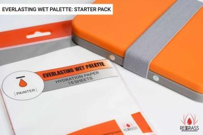 Everlasting Wet Palette Starter