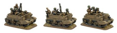 Roto Razvedki Universal Carrier Platoon (3x)