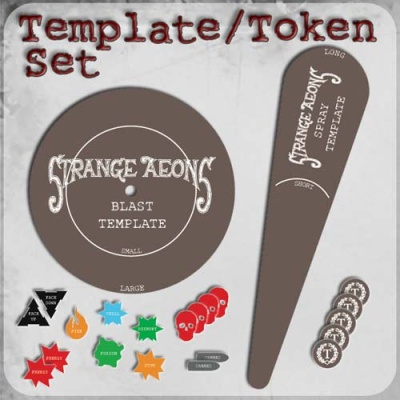 Strange Aeons Template/Token Set
