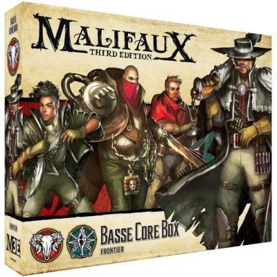 Malifaux (M3E): Basse Core Box