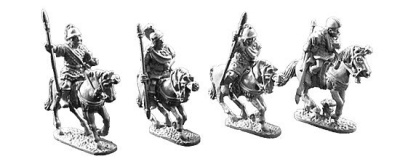 Spanish Armoured Cavalry (4)