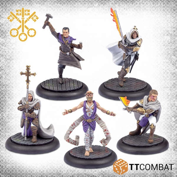 Holy Crusaders (5)