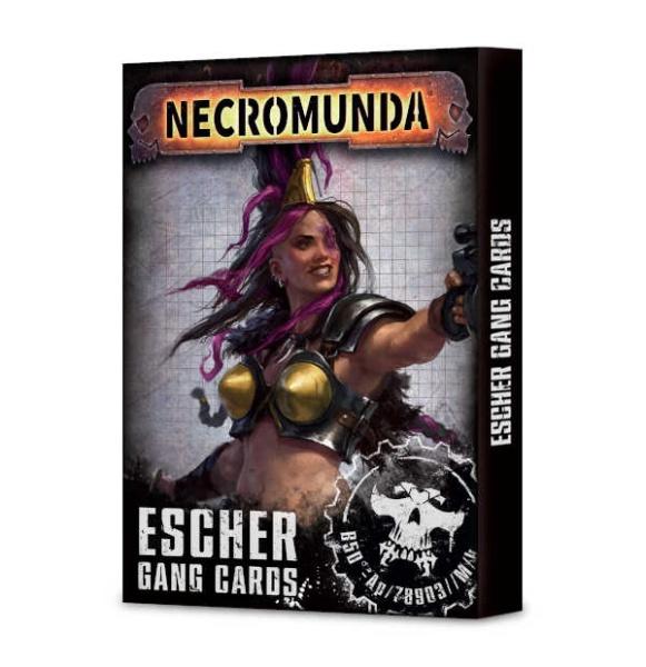 Gang-Karten: Escher