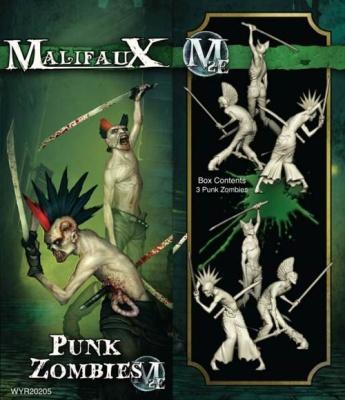 Punk Zombie (3)