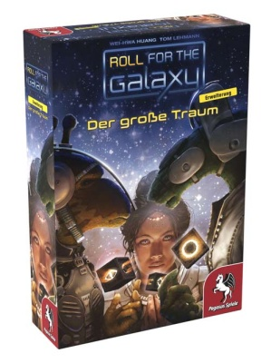 Roll for the Galaxy: Der große Traum (Erweiterung)